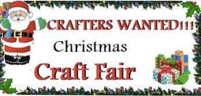 2021 Northwest Holiday Craft Fair and Bake Sale