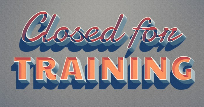 NORTHWEST HIGH SCHOOL OFFICE CLOSED FOR TRAINING