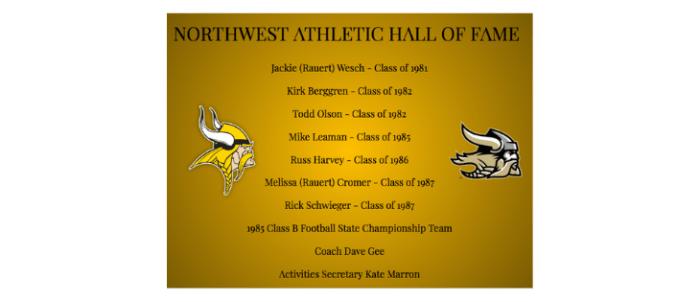 Northwest Athletic Hall Of Fame