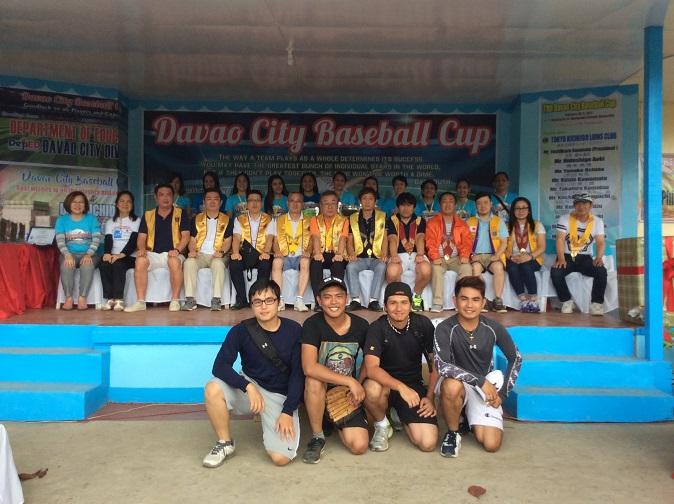 ダバオ・シティ・ベースボールカップ2