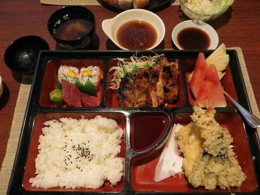 ミンダナオ島の日本食_