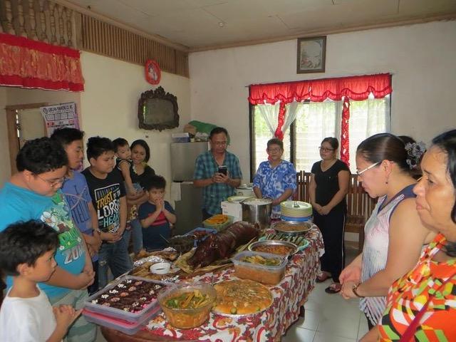 フィリピンの家族2