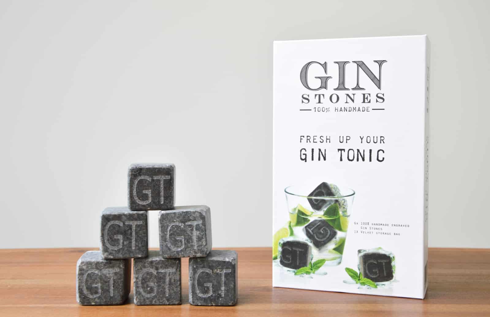 ᐅ Gin Stones: Eiswürfel-Alternative Aus Granit Im Test   Gintlemen.Com