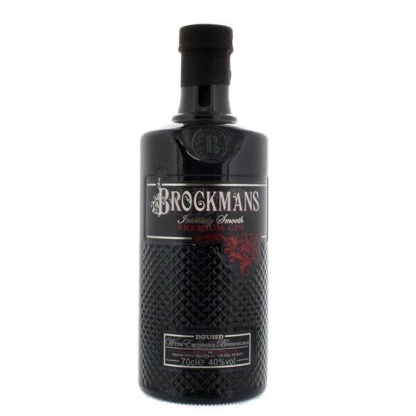 Brockmans Intensely Smooth Premium Gin - Gintossen