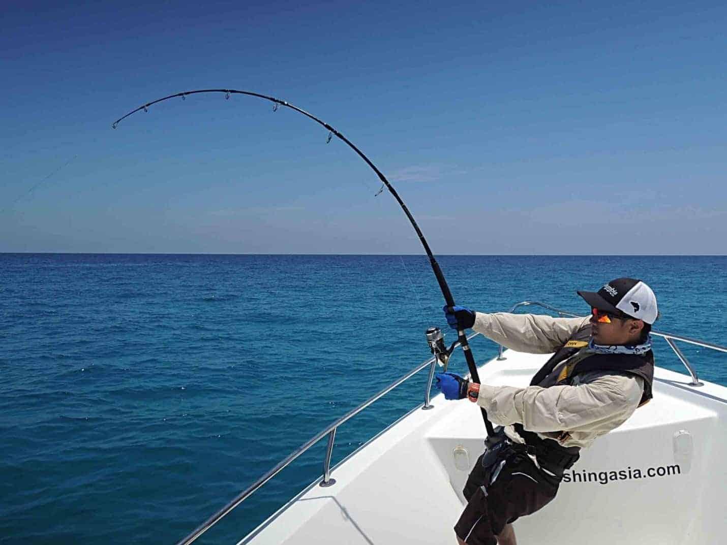 saltwater fishing gear