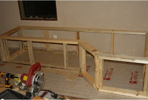 cheap indoor pond framework