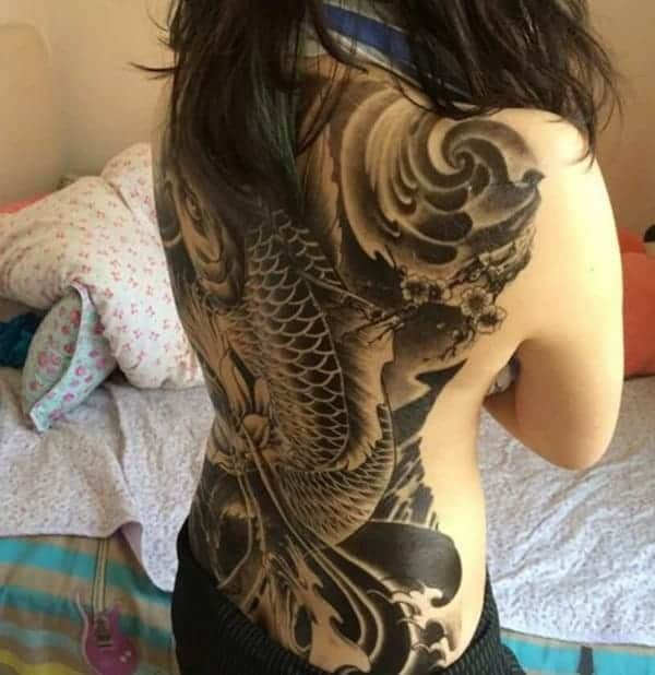 Awe Inspiring Koi Fish Tattoo Meaning Color Direction You Need To Know