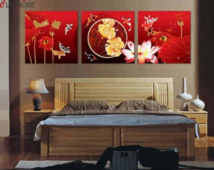 koi art chinese koi art painting