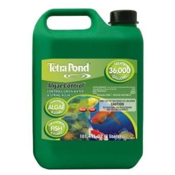 pond algae control