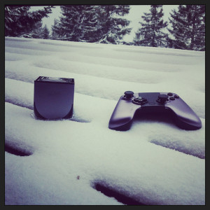 OUYA-Waterproof