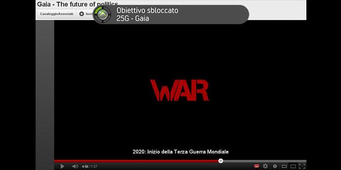 """""""Sopravvivi alla Terza Guerra Mondiale (2020-2040)."""""""
