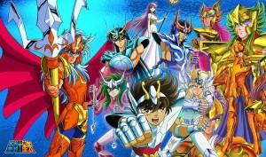 Finalmente i Cavalieri dello Zodiaco e Saint Seiya all'interno della stessa produzione!!!!11!1