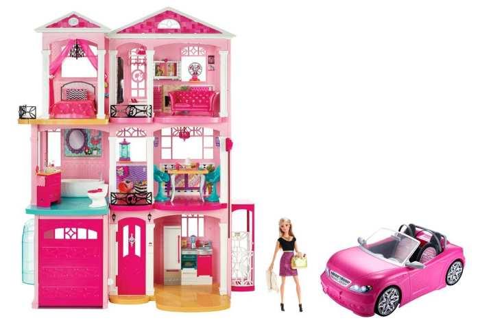 Casa di barbie prezzi