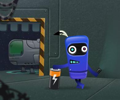 Robostory un piccolo robot e tante batterie da recuperare  Giochicom