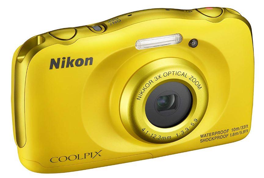 macchina fotografica per bambini digitale subaquea nikon coolpix prezzo italia