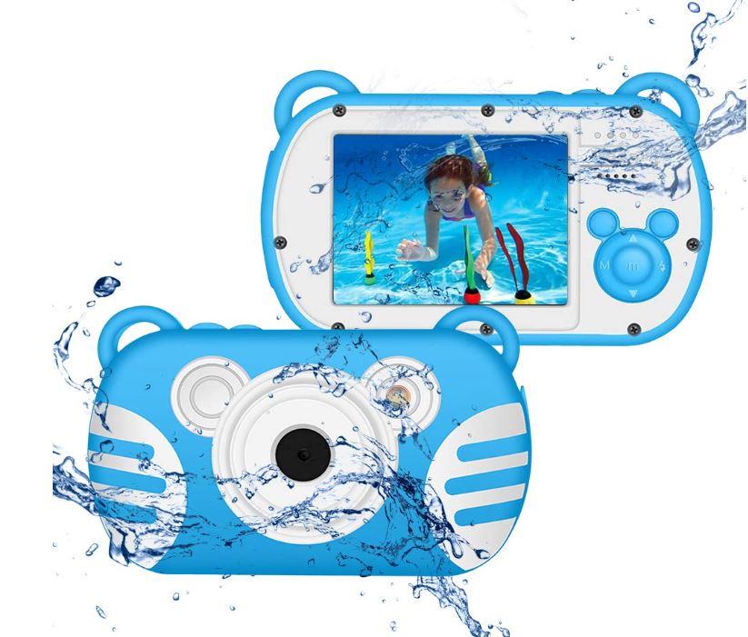 macchina fotografica per bambini subacquea camking prezzo italia