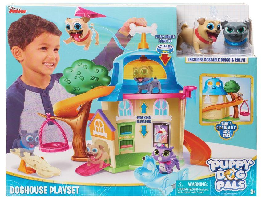 puppy dos pals set gioco casetta prezzo italia