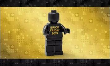 black friday giocattoli LEGO