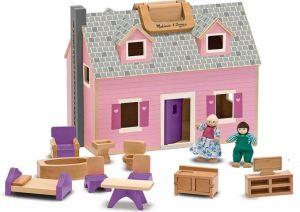 migliori case delle bambole casetta trasportabile