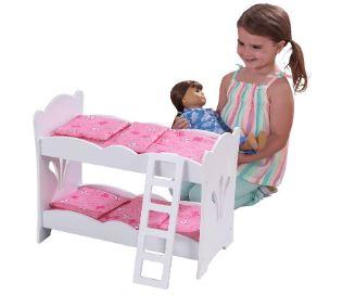 letto a castello per bambole kidkraft prezzo
