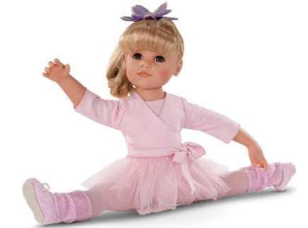 bambola ballerina hanna prezzo italia