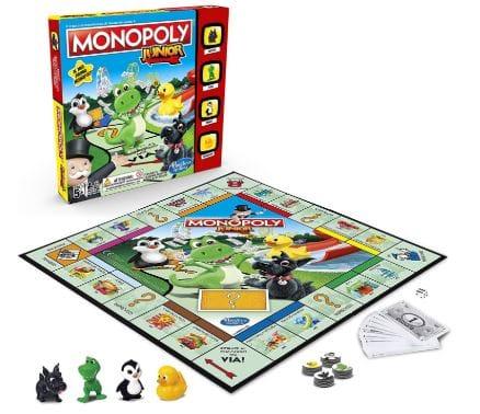 monopoly junior italiano prezzo