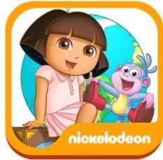migliori app per bambini dora esploratrice