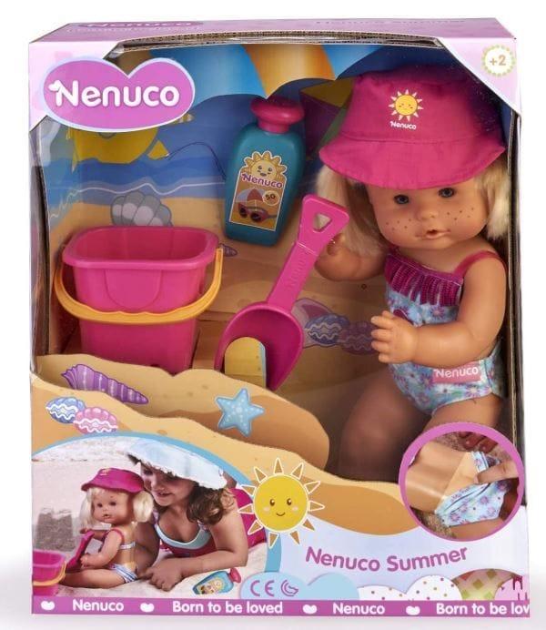 nenuco summer bambola che si abbronza prezzo