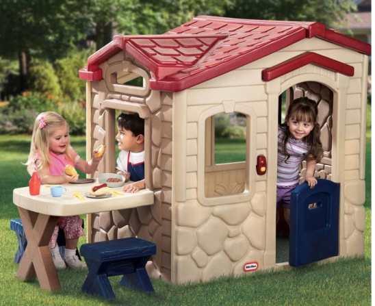 casette per giardino per bambini prezzo