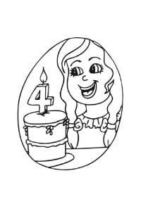 disegni da colorare per bambini di 4 anni