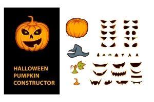zucca halloween da stampare e ritagliare