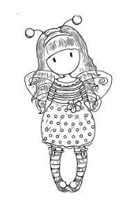 gorjuss disegni da colorare per bambini e bambine