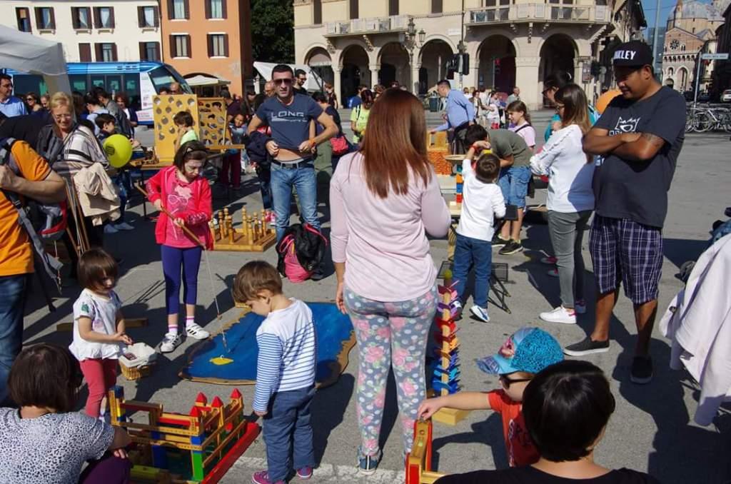 giochi di legno Padova
