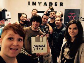 Daymare 1998 invader studios
