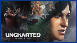 Uncharted 5: lost legacy