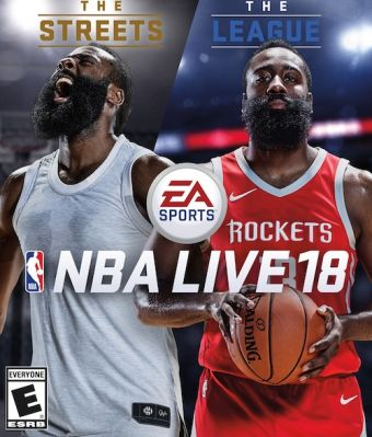 videogioco NBA Live 18 xbox