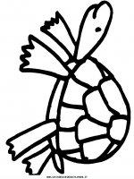 Disegni da colorare tartaruga; tartarughe da colorare