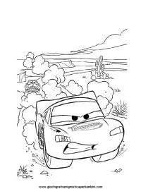 cars_1 Disegni da colorare