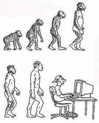 evoluzione_uomo_b9 disegni da colorare di scienze