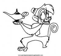 Immagini Da Colorare Di Aladino Aladdin Disegno Da Colorare N3