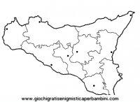 Cartina Muta Sicilia Da Stampare