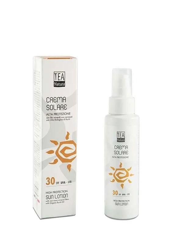 Crema Solare SPF 30 - Tea Natura