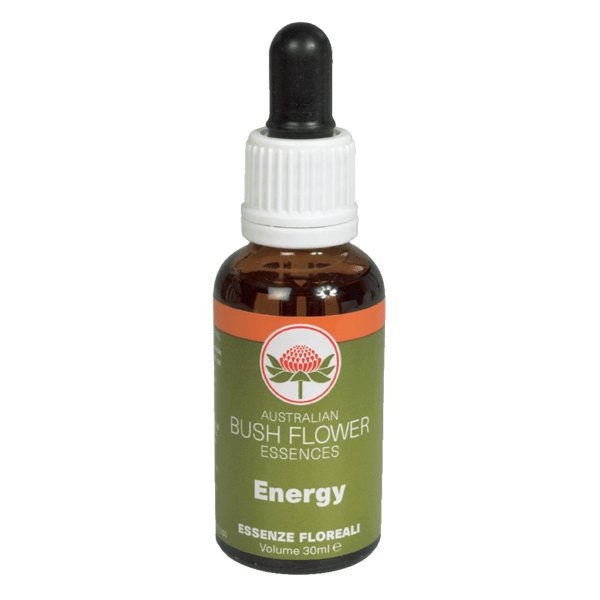 Energy - Australian Bush Flower Essences