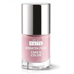 My Nails Keratin Plus Care & Color 03 PINK