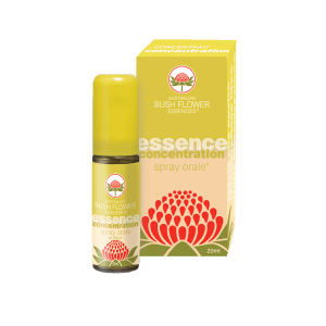 Spray orale Concentration- Australian Bush Flower Essences