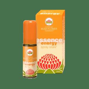 Spray orale Energy - Australian Bush Flower Essences