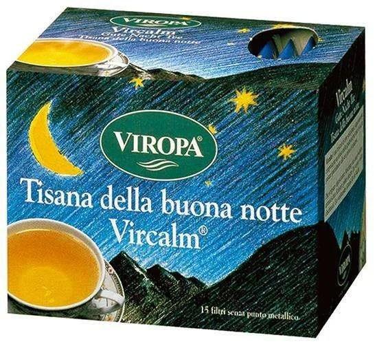 VIROPA Vircalm - Tisana della buona notte