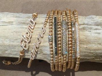 bracciali collezione Samarcanda Gioielli