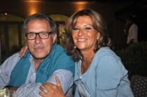 Stefania Fiorentini e Stefano Stefanoni