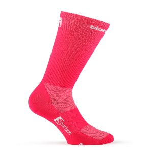 Calcetines altos verano SOLID Coral